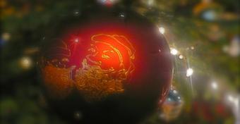 """Wesołych Świąt Bożego Narodzenia życzą """"Żagle"""""""