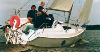Test jachtu Viko 550 - Micro inaczej
