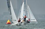 Klasa 505 wystartowała na regatach w Gdyni, fot. Dariusz Kilanowski