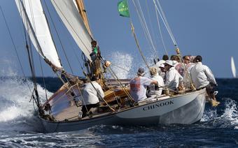 Jachty niezwykłe: CHINOOK