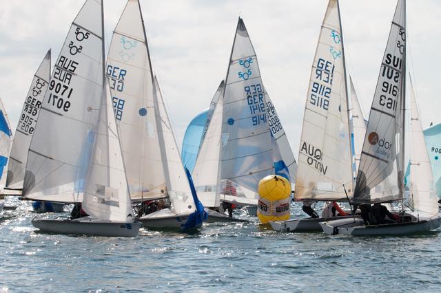 Warnemunder Woche: mistrzostwa Europy klasy 505